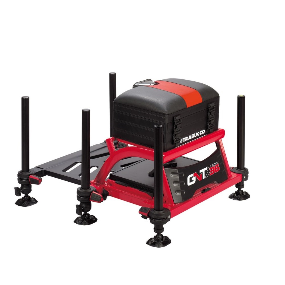 TRABUCCO Bedňa - Seatbox GNT-X36 Station (Red Edition)