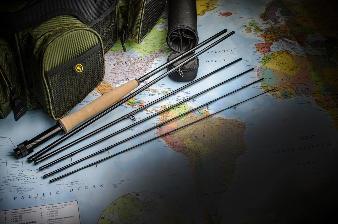 Prút Quest V2 10ft #7 Fly Rod