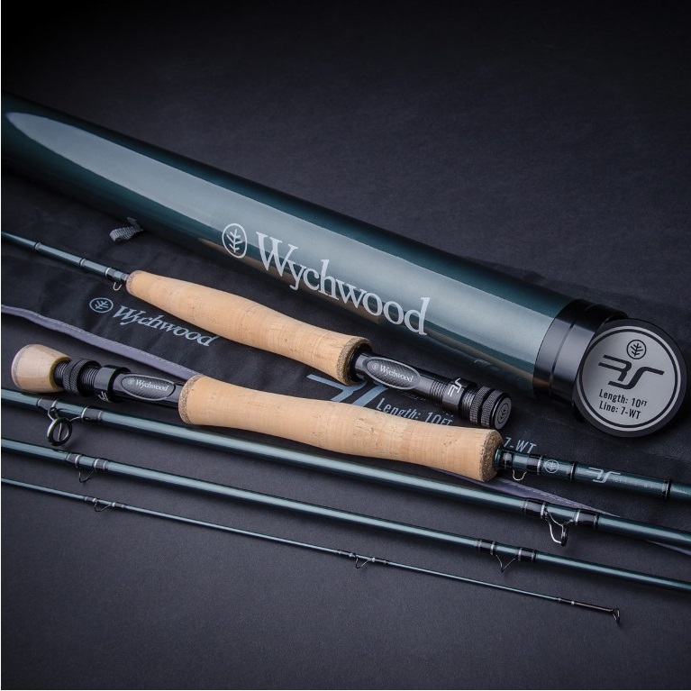Wychwood Prut Truefly RS 10ft #7 4pce Fly Rod