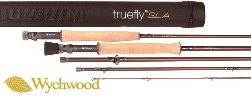 Prut Truefly SLA 9ft #5 4pce Fly Rod