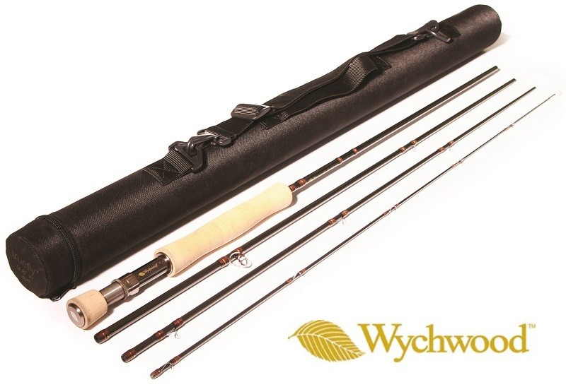 Prut Truefly 9,6ft #7 4pce Fly Rod