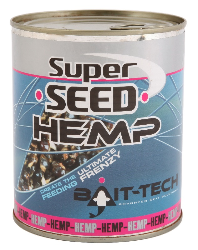 Konopí Canned Superseed Hemp 710g