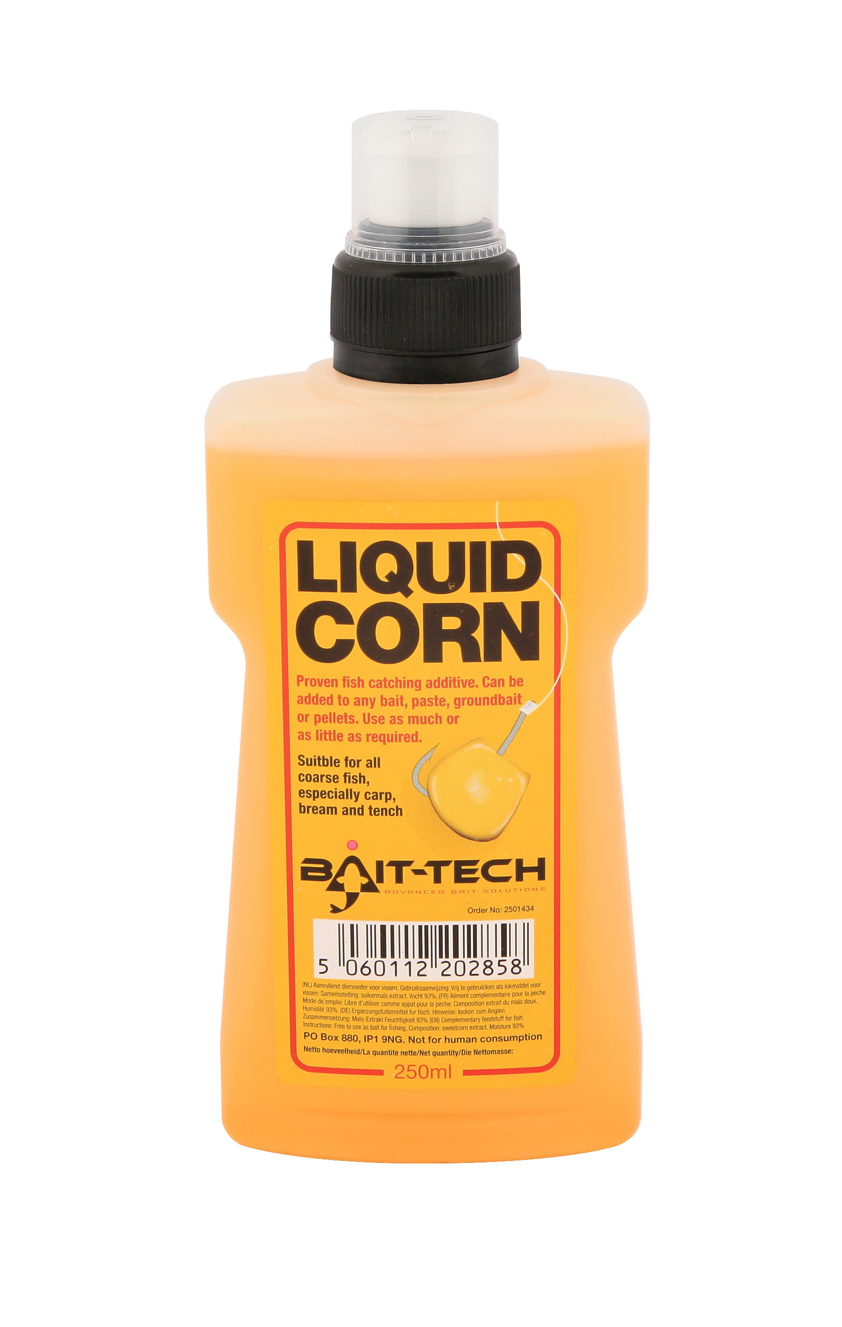 Tekutá esence Liquid Corn 250ml