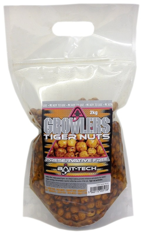Tygří ořech Growlers Tiger Nuts Pouch 2kg