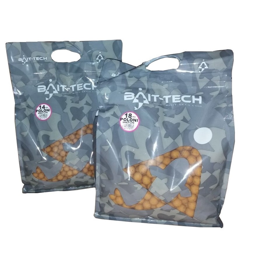 Boilies Poloni Shelf-Life 14mm, 5kg