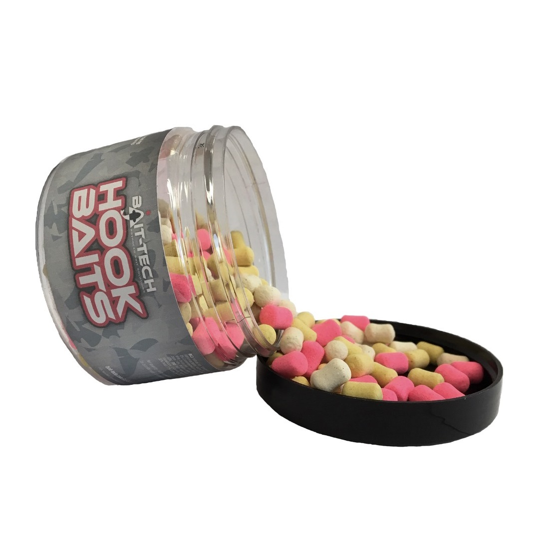 BAIT-TECH Dumbell Wafters Krill a Tuna 70g - 8mm