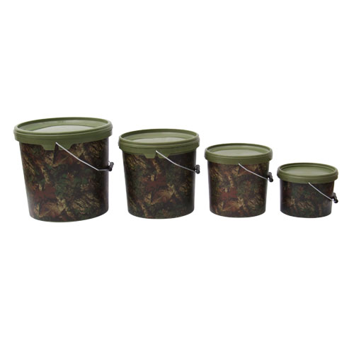 Kbelík Bucket| Small Camo (5l)