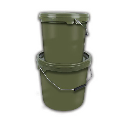 Kbelík Medium Bucket Green (10l)