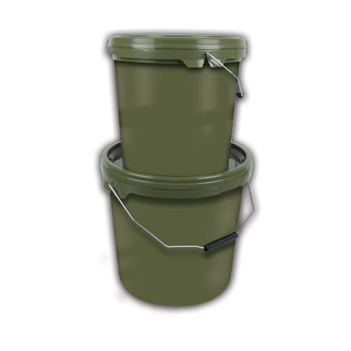 Kbelík Extra Small Bucket Green (2,5l)