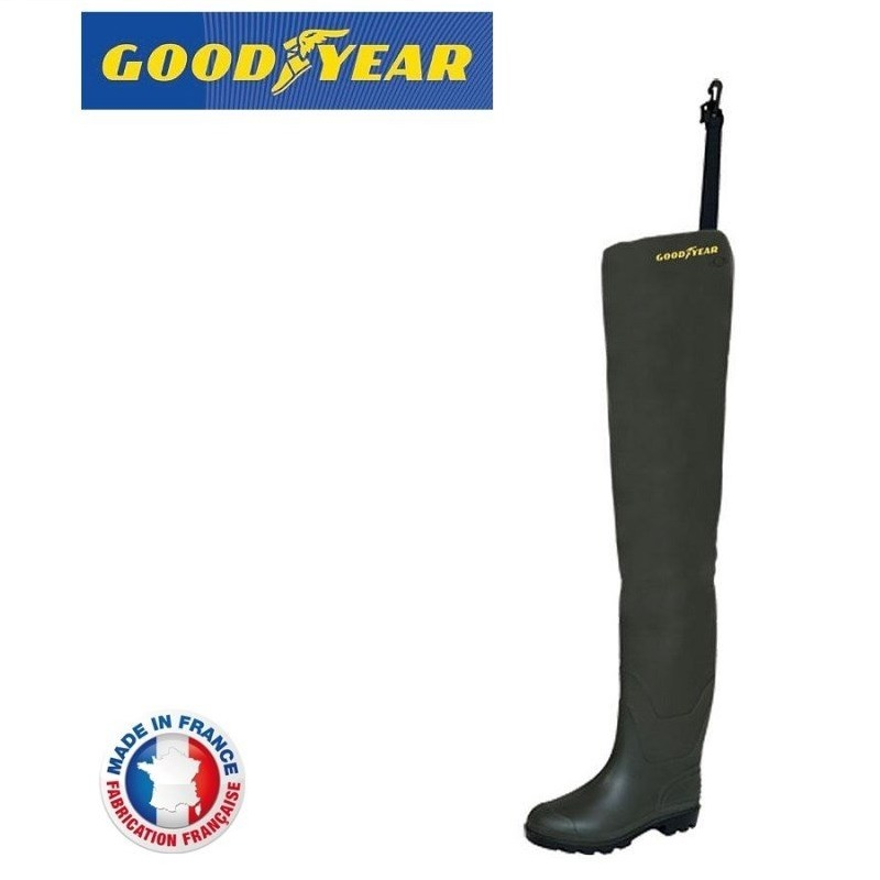 Holinky Hip Waders Cuissarde SP Green, vel.42