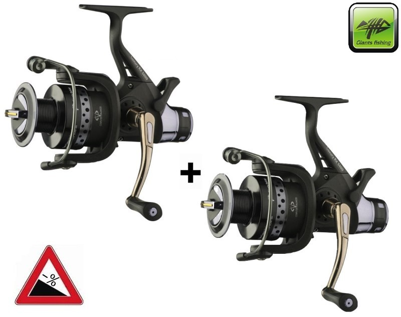 GIANTS FISHING Navijak - Luxury RX 4000, akcia 1+1 zdarma!