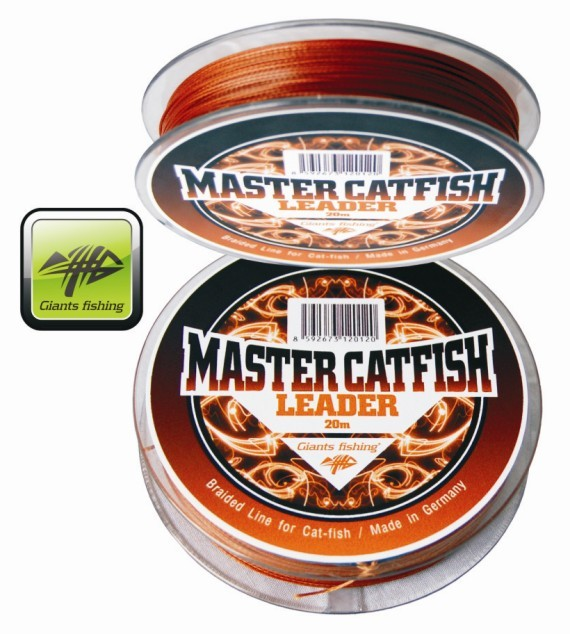 Giants Fishing Master Catfish Leader 0,80mm/20m sumcová šňůra