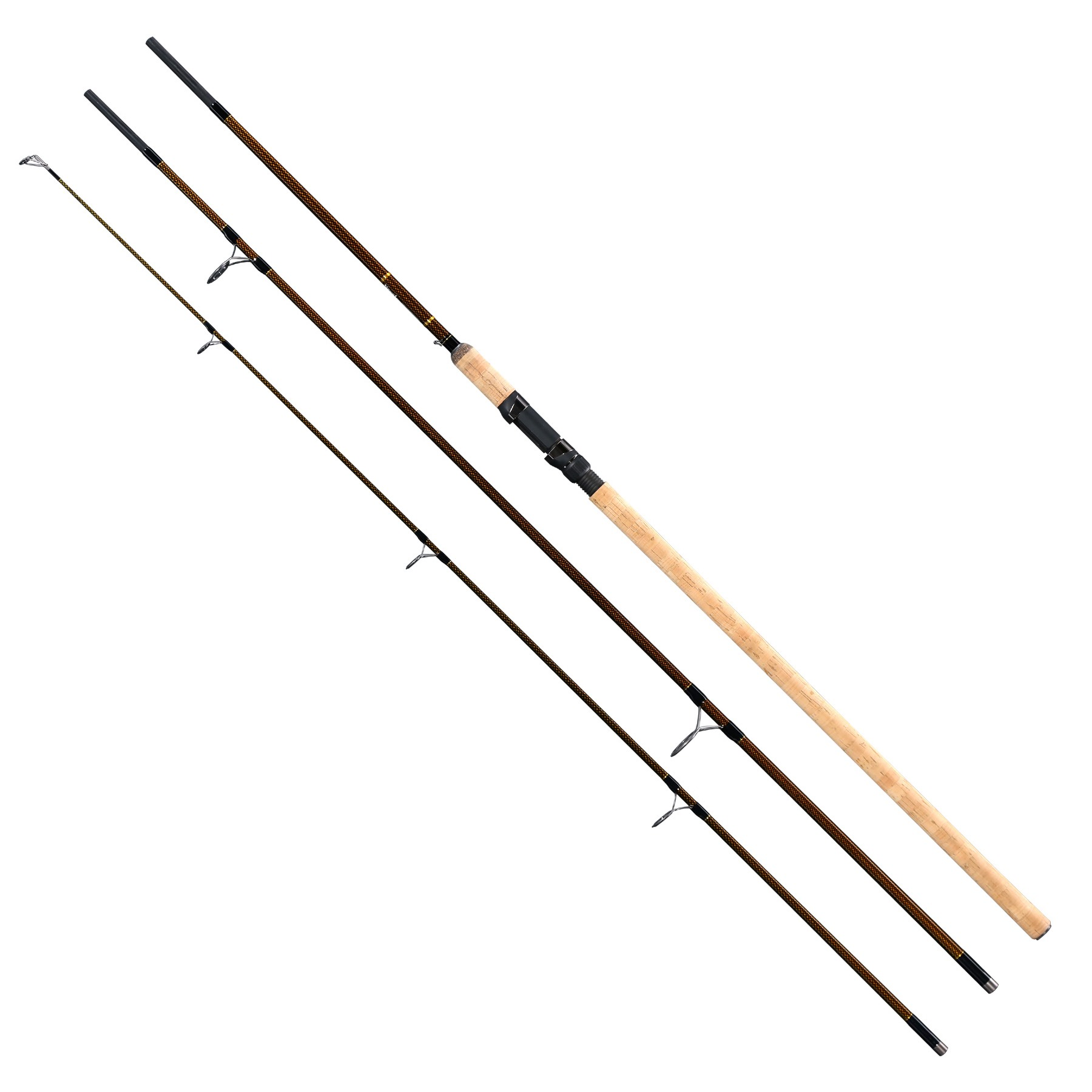 Prut NovellCarp 12ft, 3.00lb 3pc Cork  ()