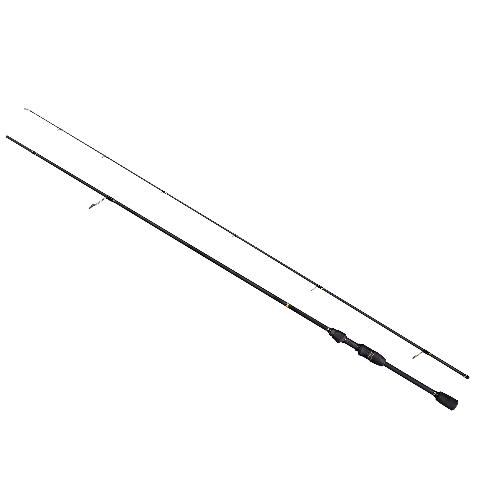 GIANTS FISHING Prút Gaube Black Spin 7.6ft (2.28m) 2-10g