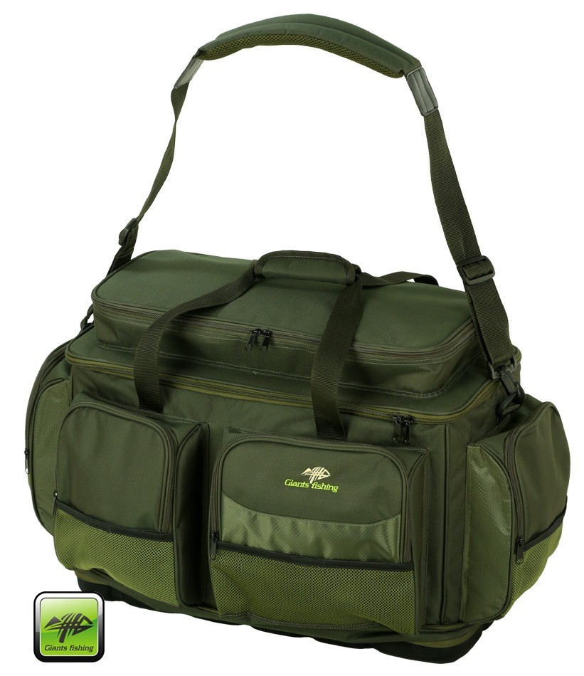 GIANTS FISHING Cestovná taška - Deluxe Carryall Xlarge
