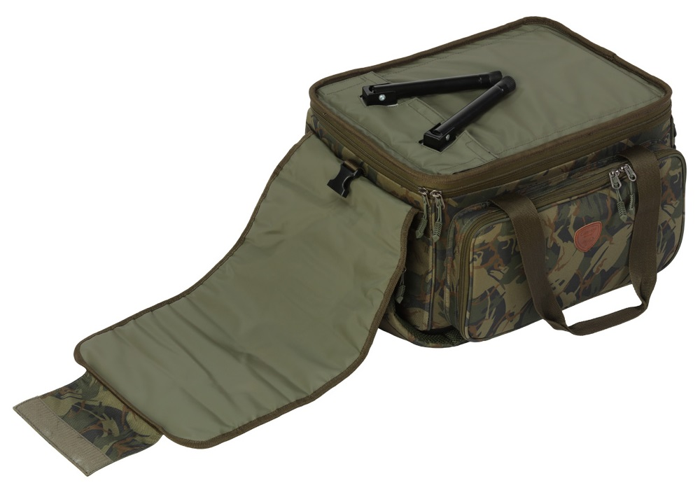 GIANTS FISHING Batoh so stolíkom Rucksack/Carryall with table 3in1 (43x37x26cm)