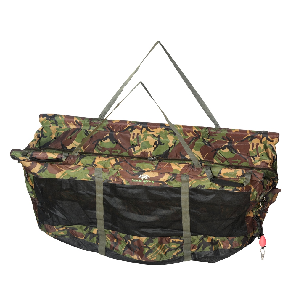 GIANTS FISHING Vážiací sak plávajúci -  Weigh Sling Floating Luxury Camo XL