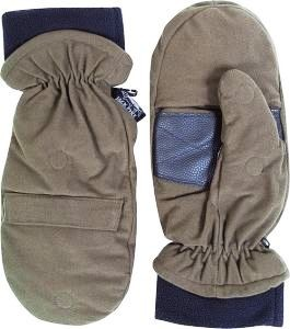 Rukavice Jack Pyke Hunters Mitts Green vel.L