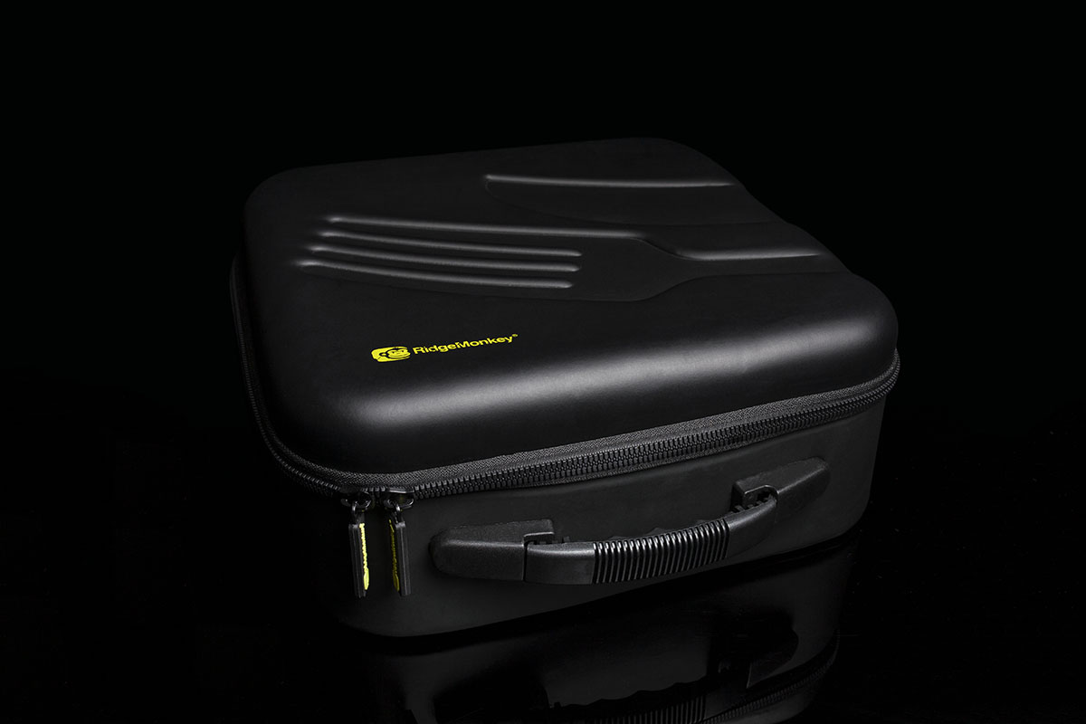 RIDGEMONKEY Obal na panvicu - GorillaBox Combi Case Connect Combi Set