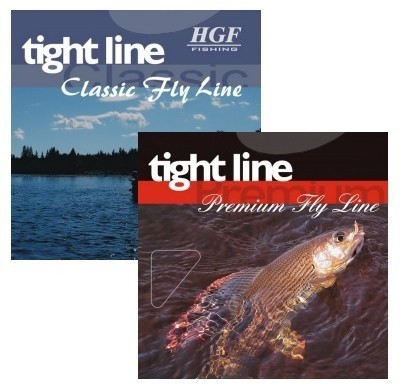 Muškařská šnůra Tight Line WF-8I blue