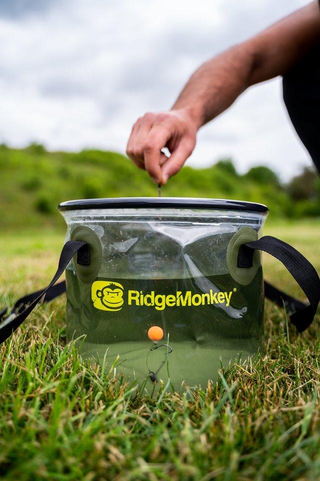 RidgeMonkey RidgeMonkey skládací vědro Perspective Collapsible Bucket 10l(RM296)