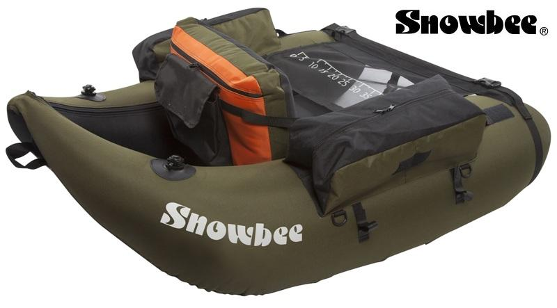 Snowbee Snowbee Belly Boat Float Tube Kit