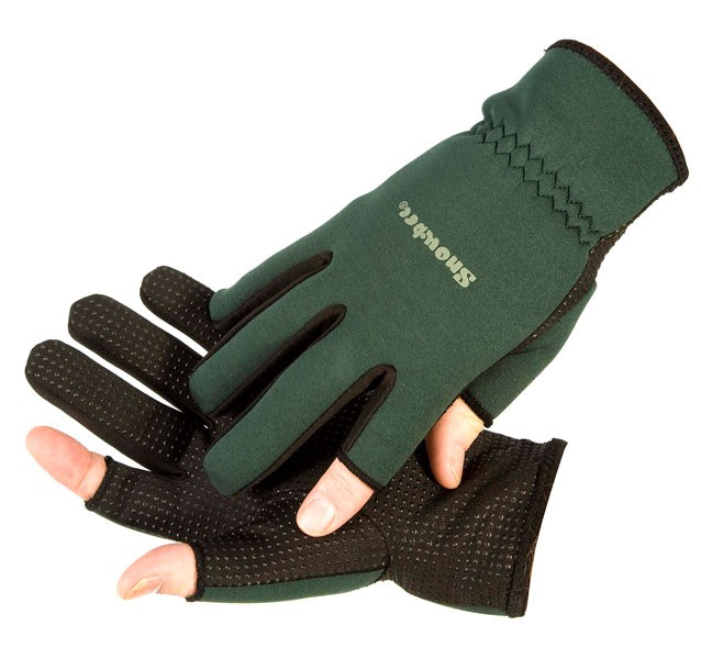 Snowbee Rukavice NEOPRENE GLOVES, vel. XL