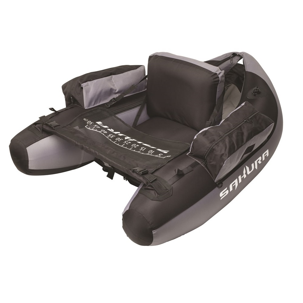 Sakura Belly Boat Mighty Midget Float Tube Sand