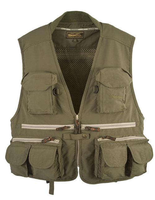 Snowbee Vesta Classic Fly Vest, vel. XL