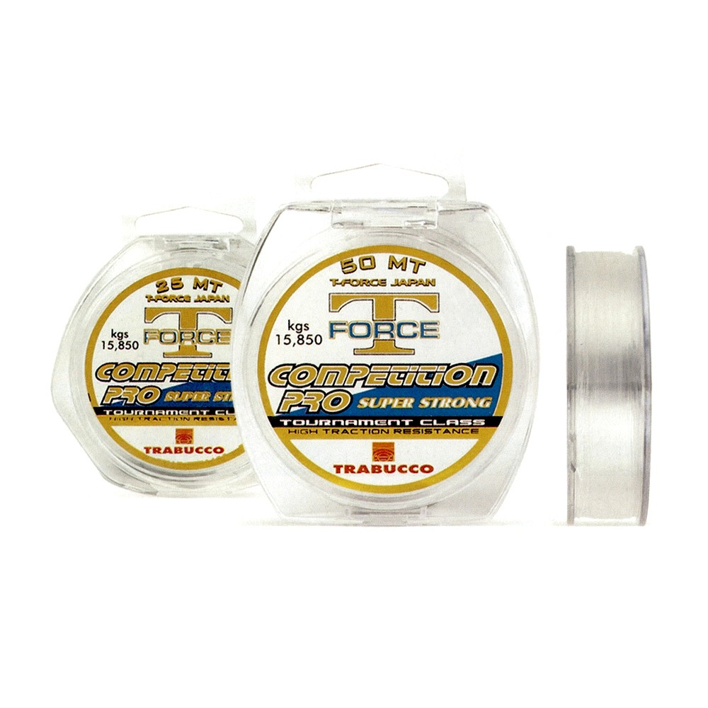 Trabucco Vlasec T-Force Comp. Strong 50m|0,16mm