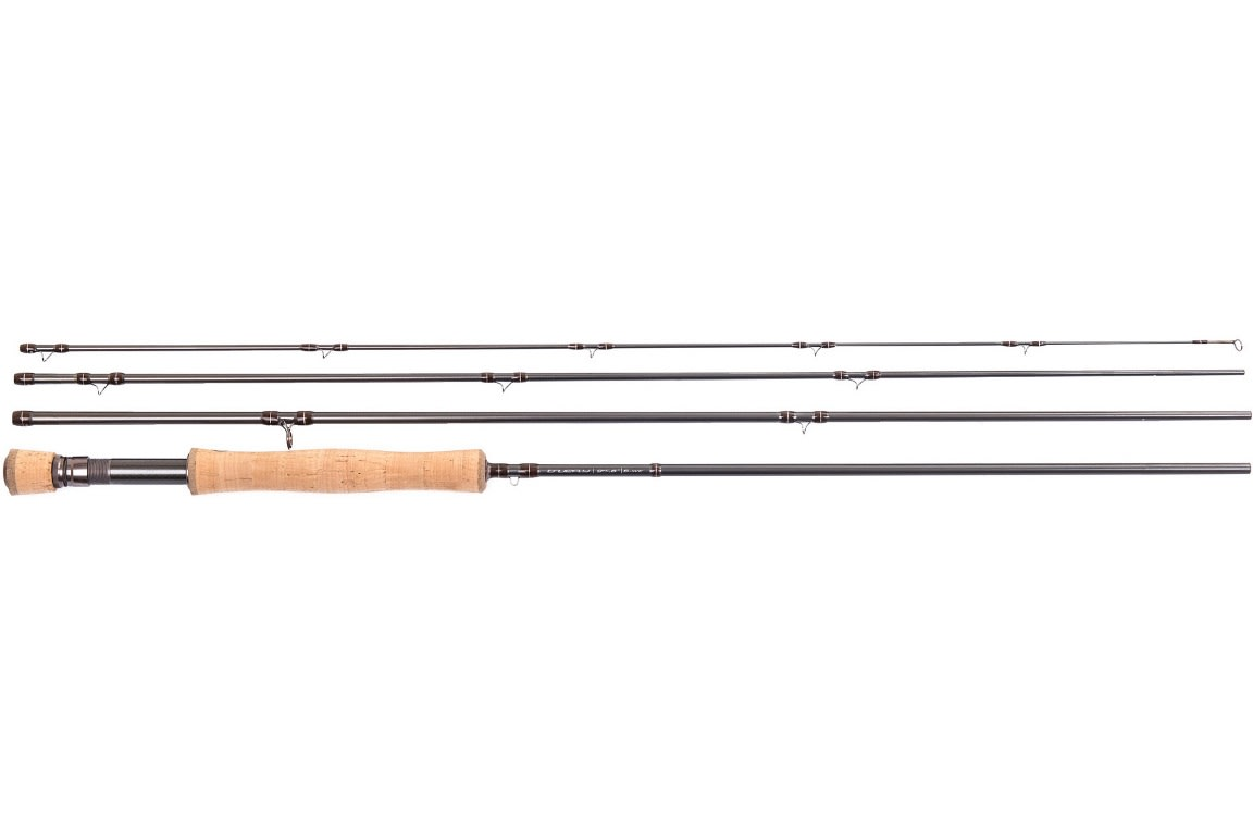 Wychwood Prut Truefly 9,6ft #7 4pce Fly Rod New