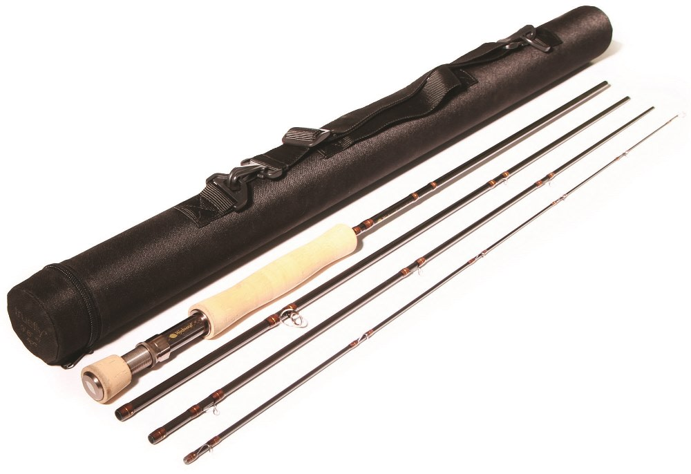 Wychwood Prut Truefly 9ft #6 4pce Fly Rod New
