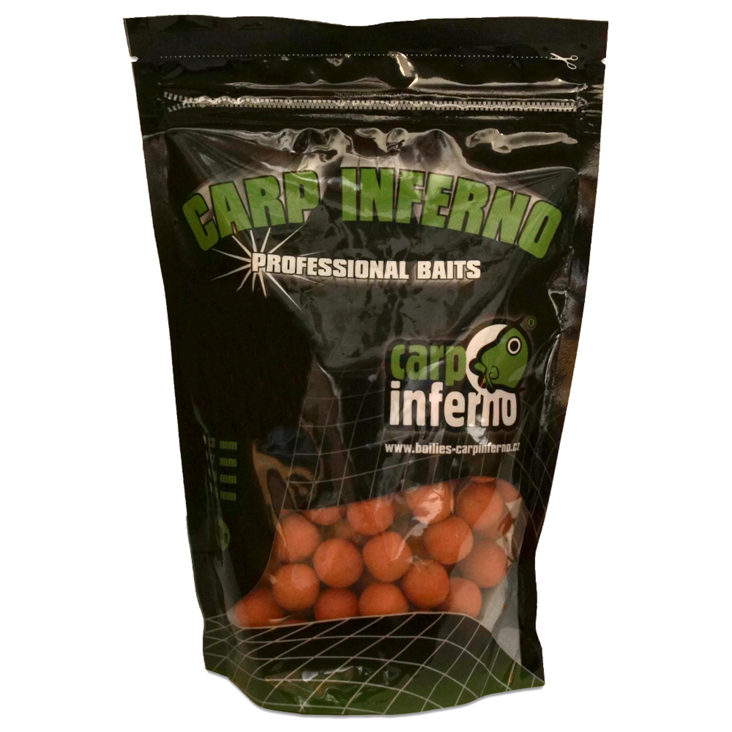Carp Inferno Boilie Aromatic 13 mm 250 g|Jahoda-Třešeň