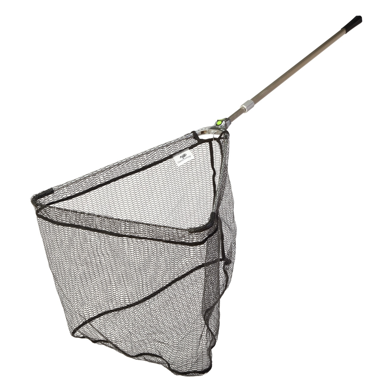 GIANTS FISHING Podberák Strong Alu Rubber Landing Net (2.5m, 70x70cm)