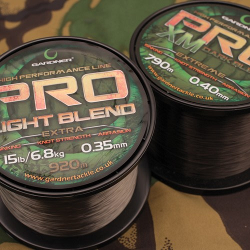 Gardner Vlasec Pro Light Blend Extra|1030m/ 0.35mm