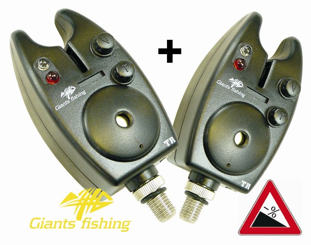 Giants fishing Giants fishing Hlásič Bite Alarm TR ( 12V Baterie) AKCE 1+1!