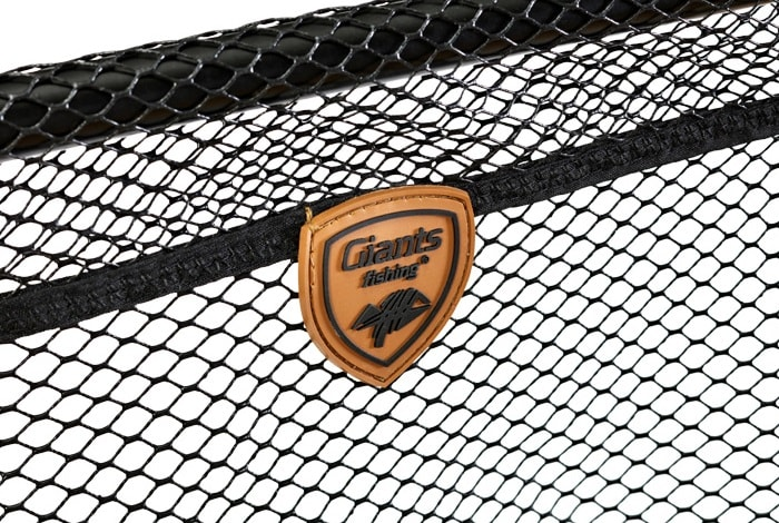 Giants fishing Giants fishing Náhradní síťka Spare Net Rubber 85x75 cm (Model Deluxe)