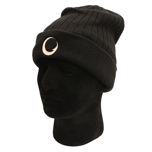 Čepice Gardner Deluxe Fleece Hat black