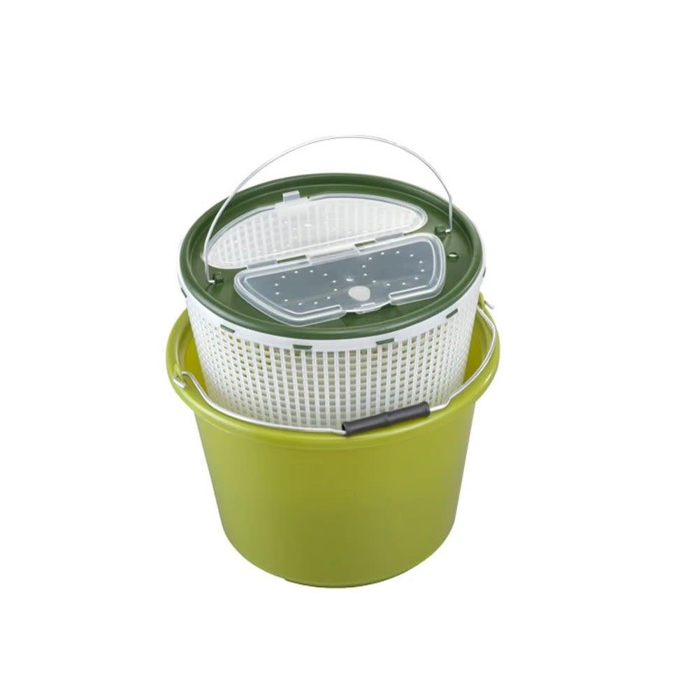 Plastica Panaro řízkovnice 116/12 l zelená oliva
