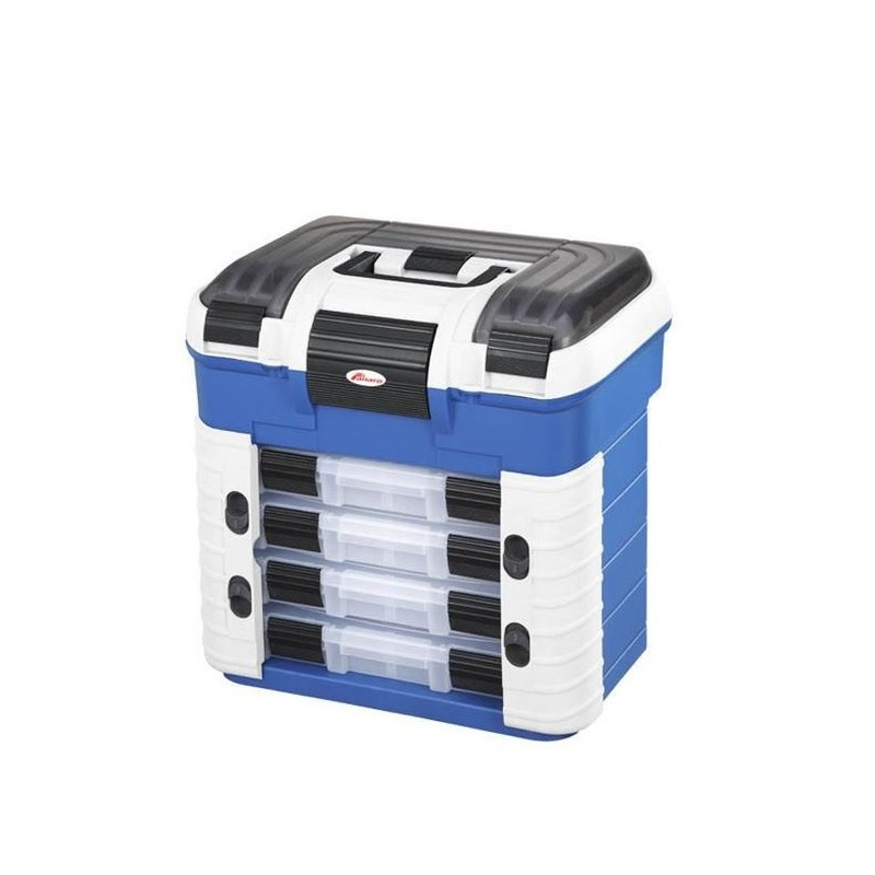Plastica Panaro Superbox 502 šedo-modrý