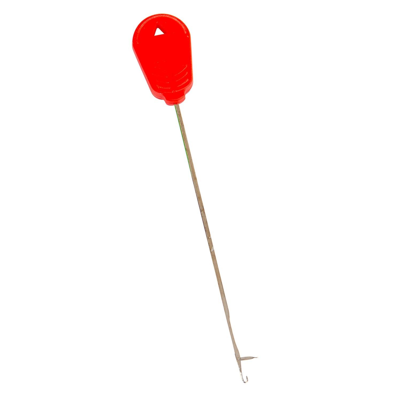 Jehla Leeda Long Splicing Needle red