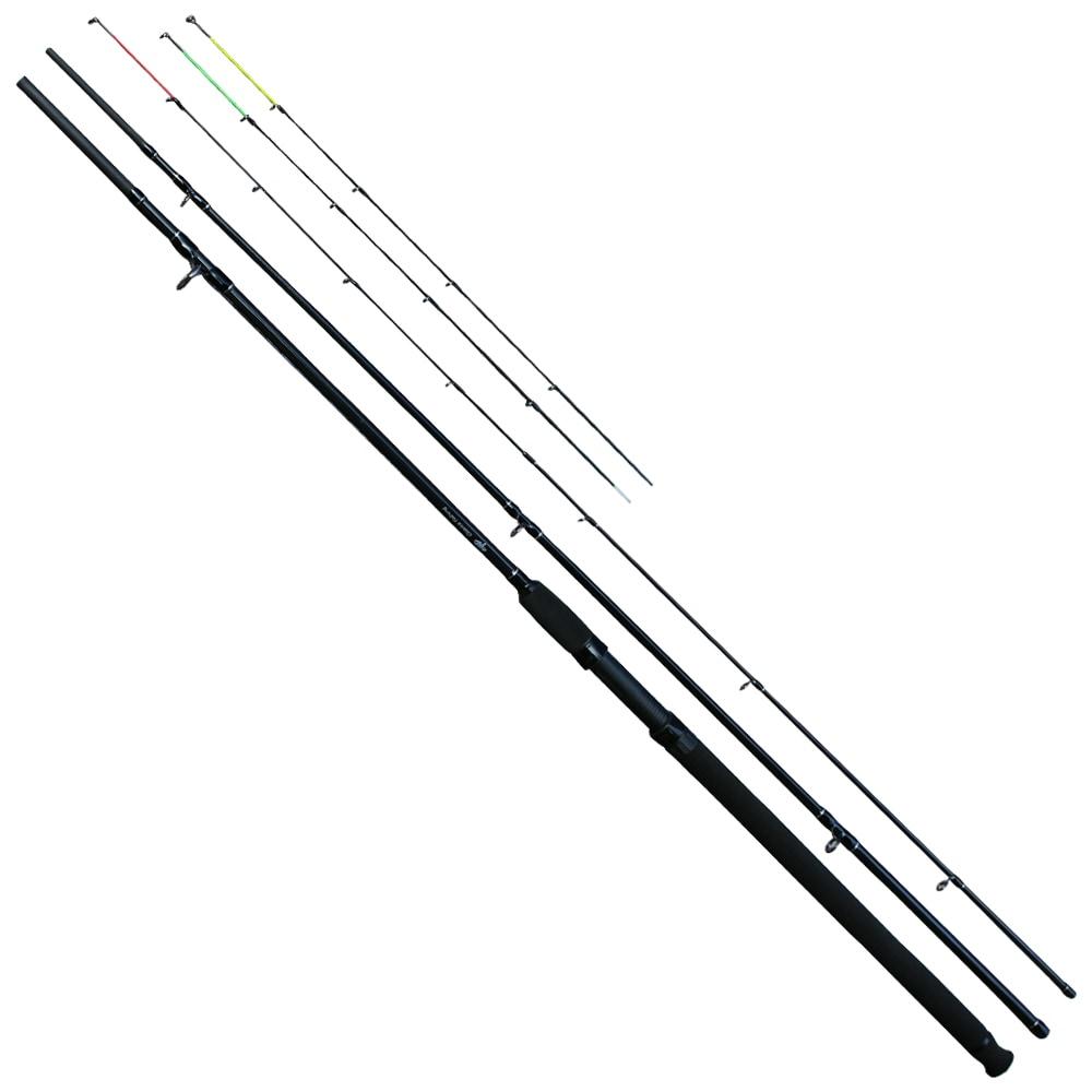 Giants fishing Prut Black Method Feeder 12ft 40-90g