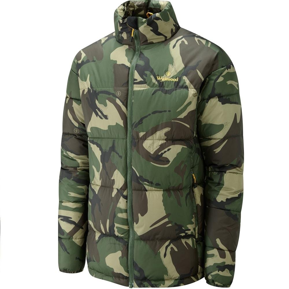 Bunda Wychwood Puffa Jacket Camo vel.XL